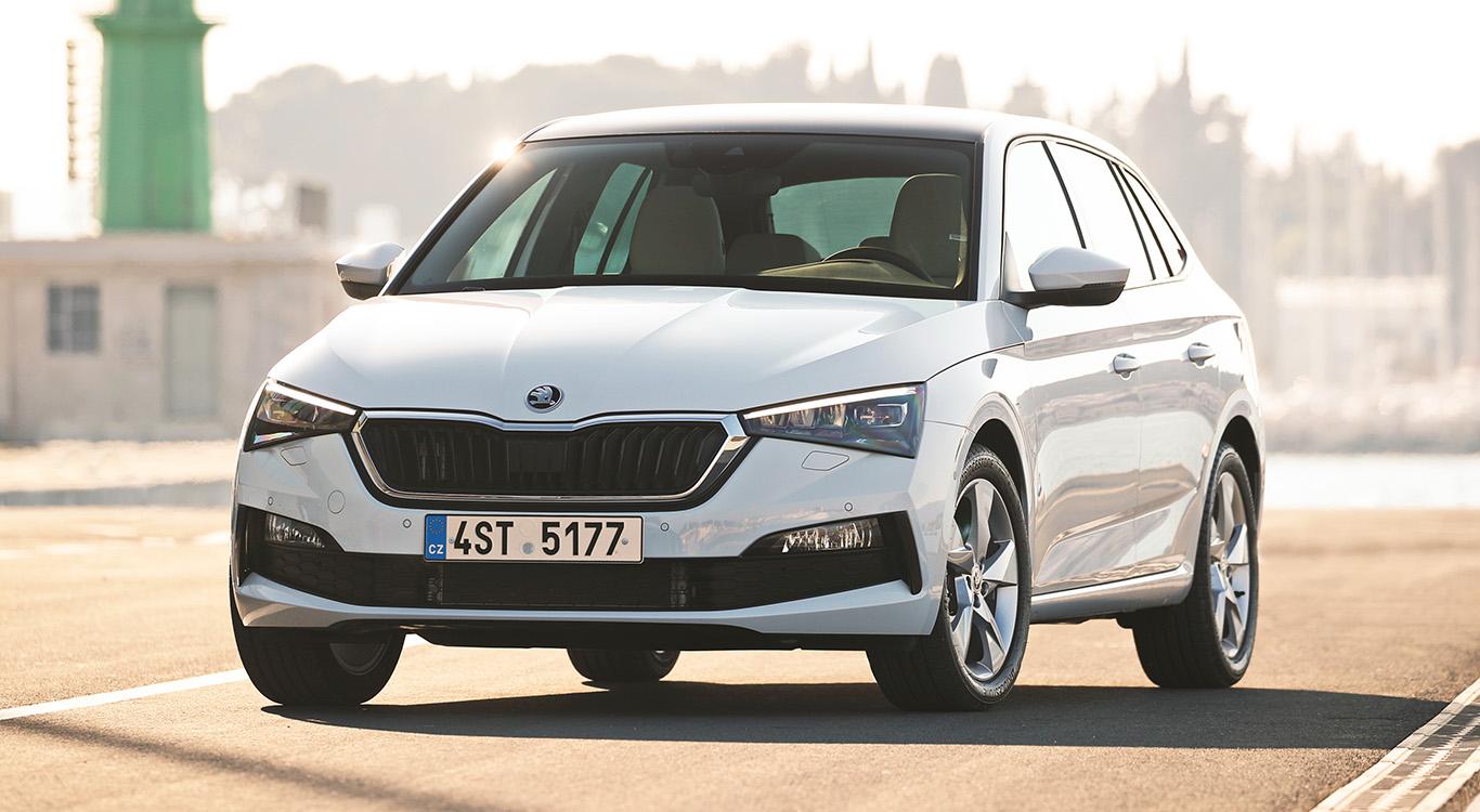 Der Rapid-Nachfolger Skoda Scala ist für die tschechische VW-Tochter der neue Hoffnungsträger im Bereich Kompaktklasse.