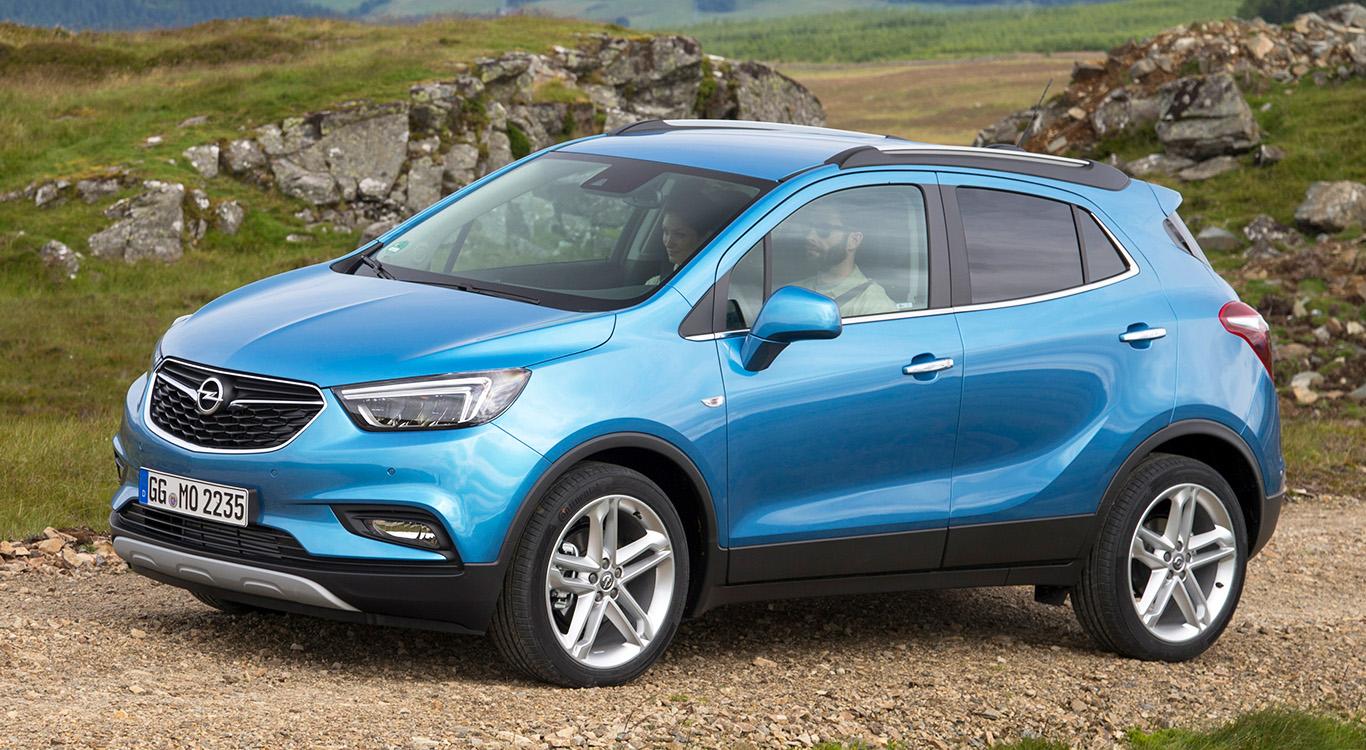 Erfolgreichster Crossover im Hause Opel: das Facelift Mokka X (seit Herbst 2016 erhältlich).