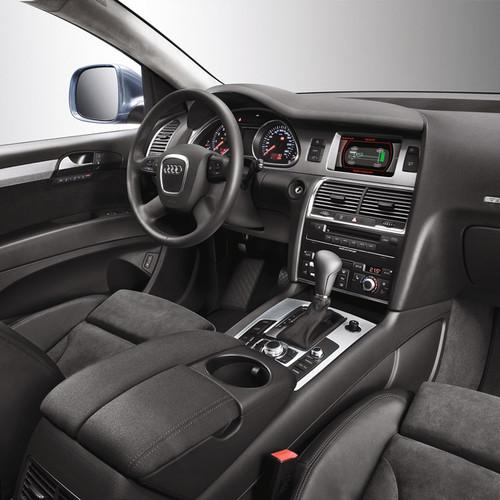 Der Audi Q7 im Innenraum
