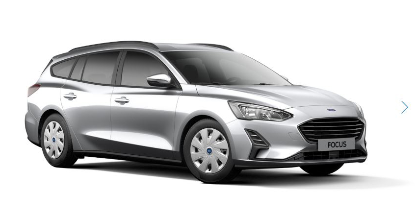 "Ford Focus Turnier ""Trend""."