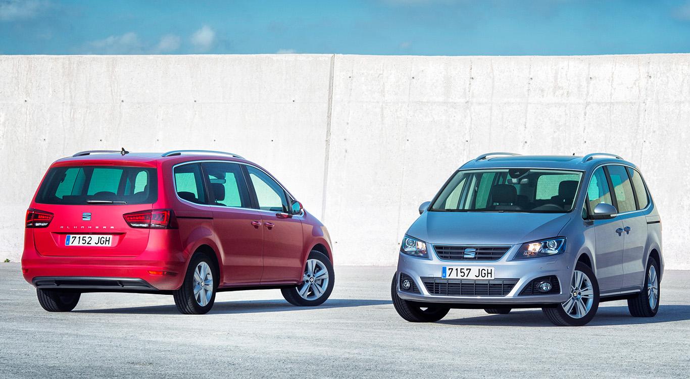 Seit Ende 2018 weisen alle Motorisierungen von Seat-Alhambra-Neuwagen die Abgasnorm Euro 6d-TEMP auf.