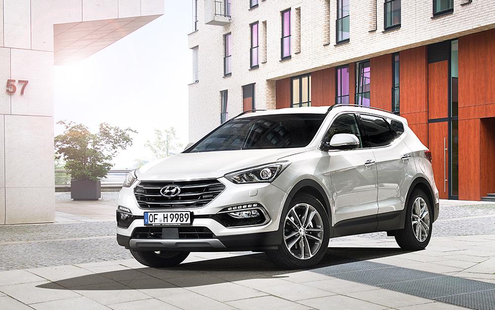 Die dritte Generation des Hyundai Santa Fe wurde Ende 2018 durch ein neues Modell ersetzt, ist aber noch als Gebrauchtwagen erhältlich.