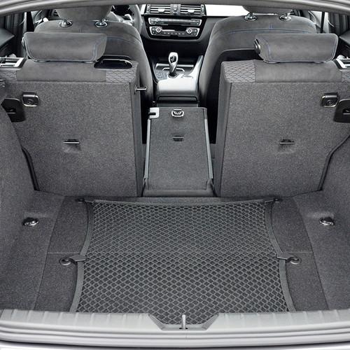 BMW 1er Reihe, Facelift 2017, Kofferraum