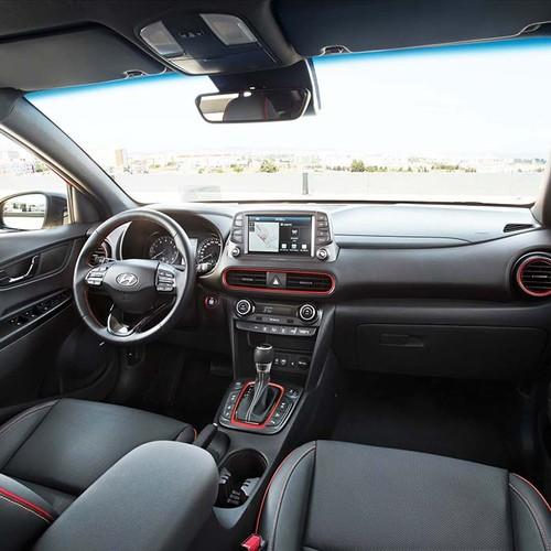 Hyundai Kona Cockpit