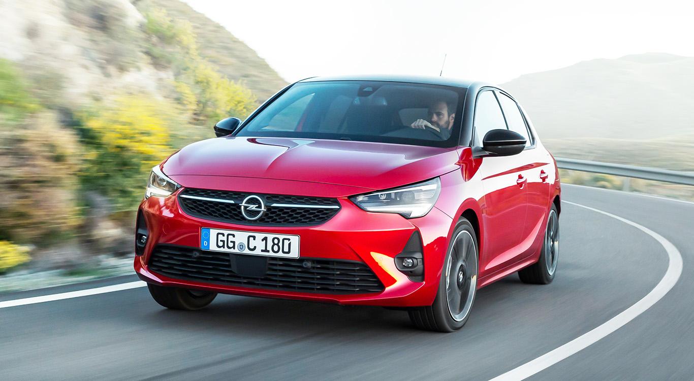 Für den neuen Opel Corsa F stehen fünf verschiedene Motorisierungen zur Auswahl.