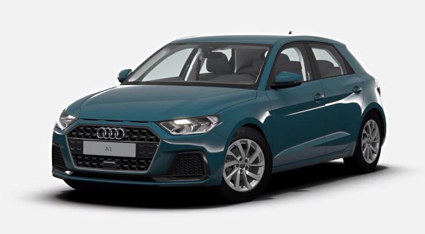 """Die Ausstattungslinie Audi A1 Sportback """"advanced"""" ist zwar pauschal um 1.200 Euro teurer als das Basismodell, bringt dafür aber mehr und/oder höherwertige Serienbestandteile mit."""