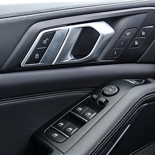BMW X5 2018, Innenraum, Türverkleidung