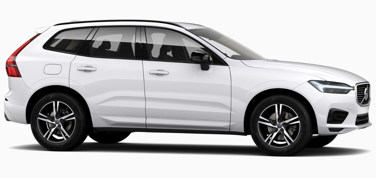 """Volvo XC60 """"R-Design""""."""