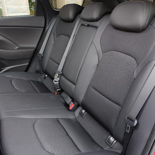 Hyundai i30 Kombi, Innenansicht, Sitze im Fond