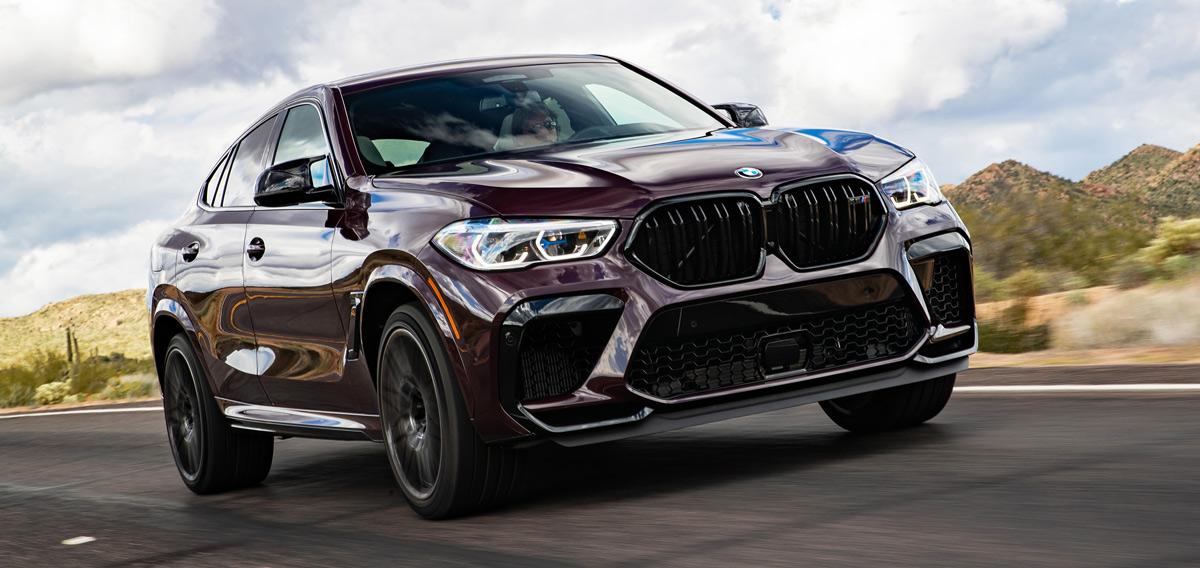 BMW X6 M Competition. - Foto: BMW