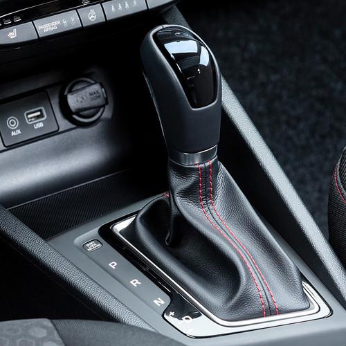 Hyundai i20, Facelift 2018, manuelle Gangschaltung