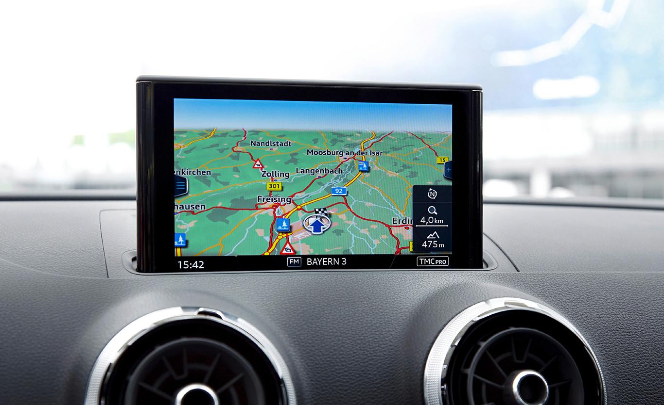 Das Fahrerinformationssystem mit 7 Zoll-Farbdisplay gibt's ab der Basisversion des Audi A3 Sportback für 340 Euro Aufpreis.