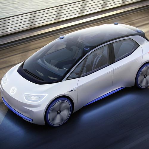 VW-Elektroauto, Studie ID Neo, Panorama