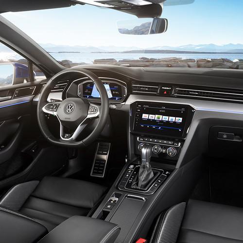 VW Passat 2019, Facelift, Cockpit