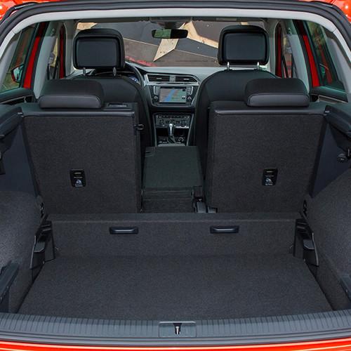 VW Tiguan, Kofferraum-Ansicht 2
