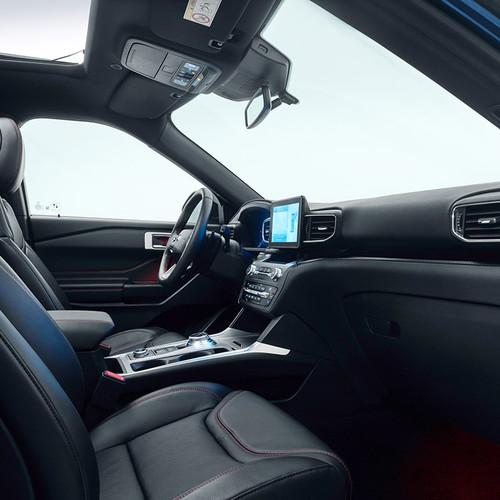 Ford Explorer 2019, Innenraum, Cockpit