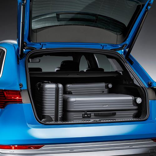 Audi e-tron, Elektro-SUV, Kofferraum