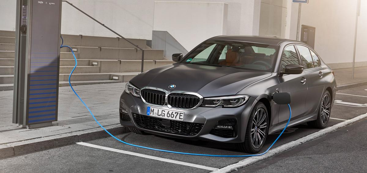 Starker Plug-in-Hybrid: Der neue BMW 330e kann eine Systemleistung von 292 PS abrufen.