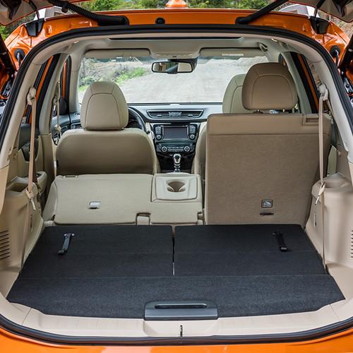 Nissan X-Trail, T32, Kofferraum