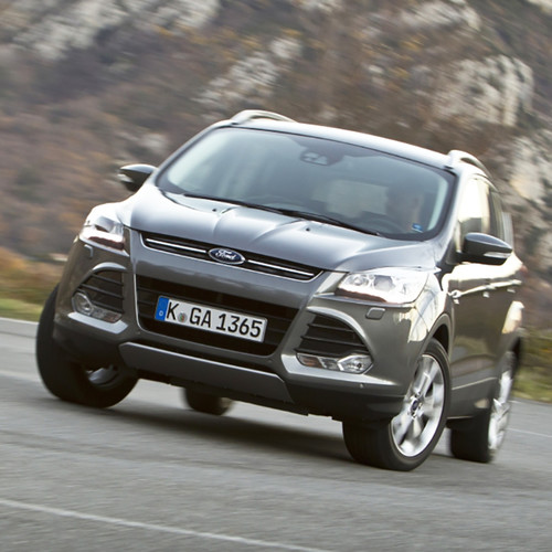 Ford Kuga 2, Frontansicht
