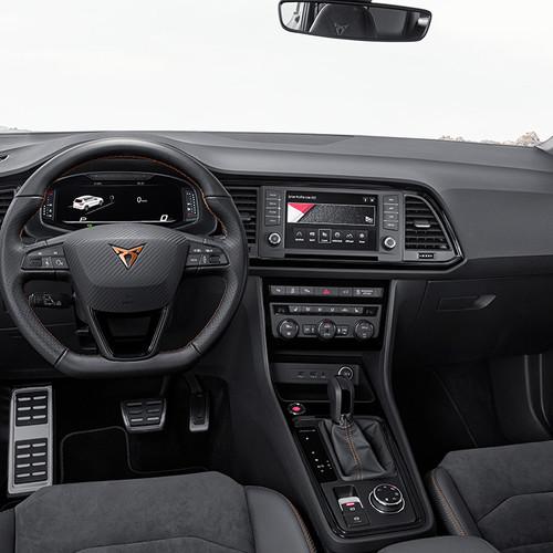 Seat Ateca Cupra 2018, Cockpit