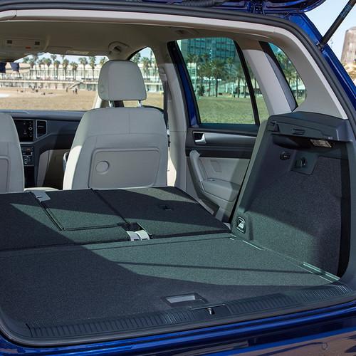 VW Golf Sportsvan 2018 Facelift Laderaum
