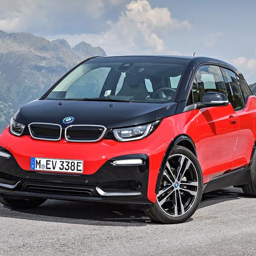 BMW i3s 2018 Frontansicht