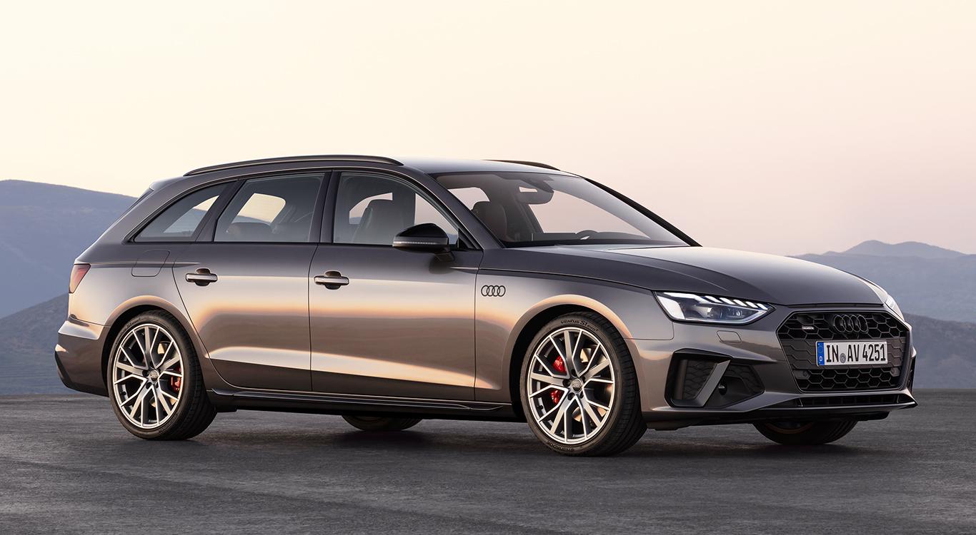 Elegante Kombi-Neuinterpretation: Die Facelift-Variante des Audi A4 Avant für das Jahr 2019.