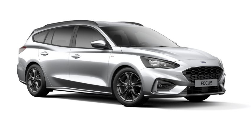 "Ford Focus Turnier ""ST-Line""."