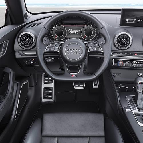 Audi A3 Cabrio, Cockpit, Innenraum