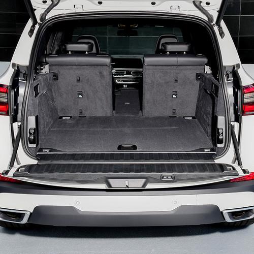 BMW X5 2018, Kofferraum, Innenraum, G05