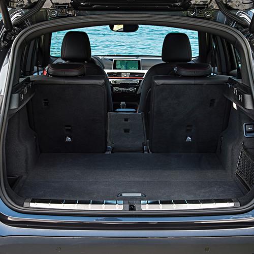 BMW X1, Kofferraumansicht
