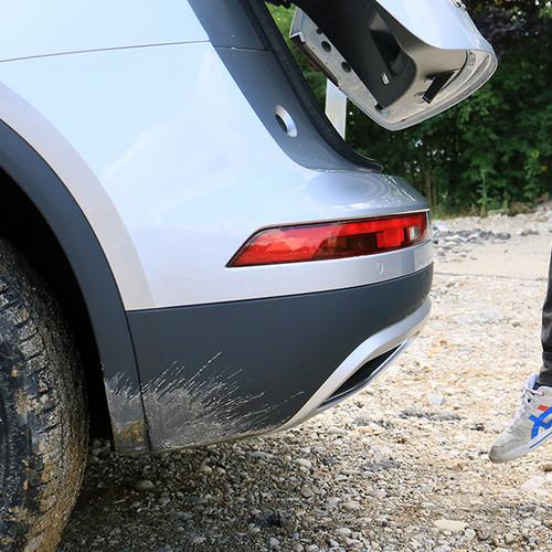 Audi Q5 2.0 TDI quattro Kofferraum