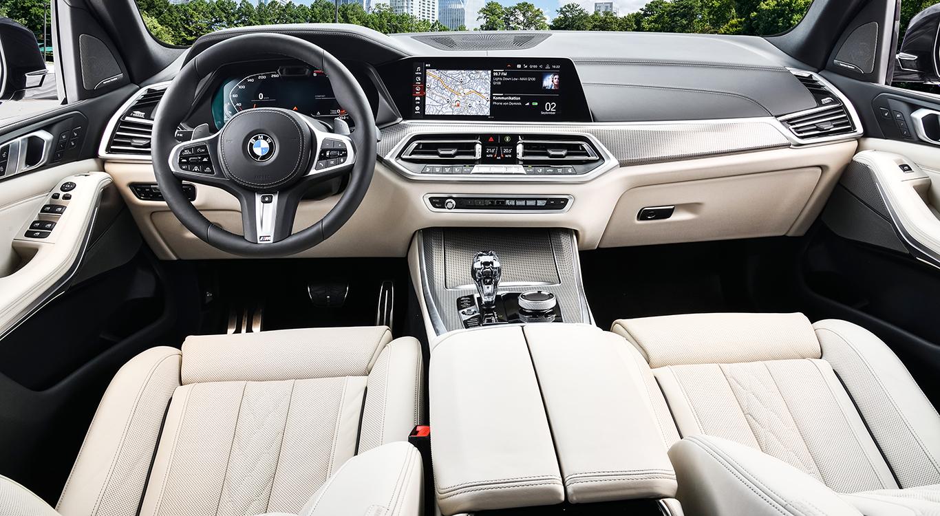 Vom Feinsten: Da sind viele Möglichkeiten, um sich seinen BMW X5 noch zusätzlich optimal zurechtzuschneidern. Doch günstig geht anders.