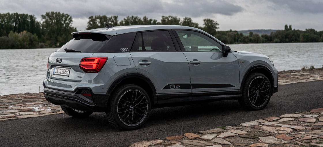 """Die """"edition one"""" ist beim Q2-Facelift in Paket-Form erhältlich, verwandelt das SUV aber fast in ein Sondermodell."""