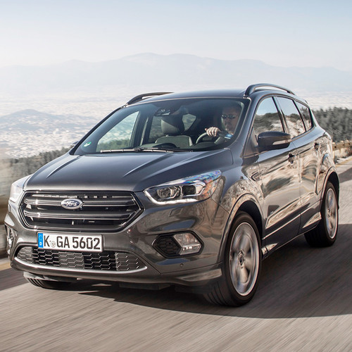 Ford Kuga Facelift 2017, Frontansicht