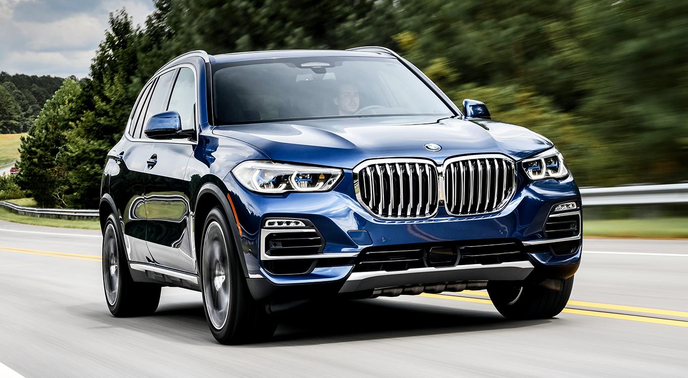 """Der """"Boss"""" geht in seine vierte Generation. Die Produktion des X5 (G05) findet im amerikanischen BMW-Werk Spartanburg statt."""