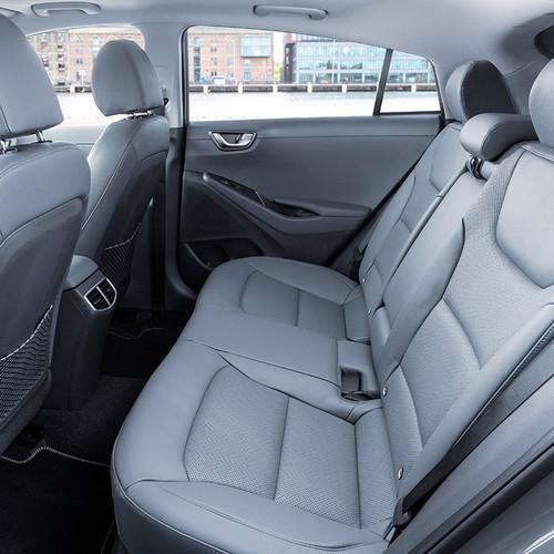 Hyundai Ioniq Elektro 2019, Innenraum, Fond