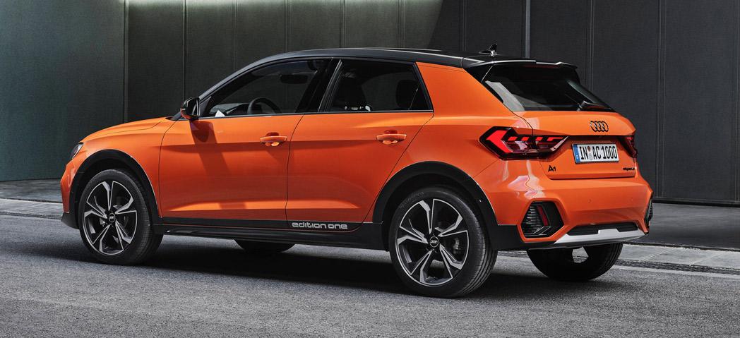 """Der citycarver orientiert sich am """"klassischen A1"""", ist aber ein kompaktes SUV."""