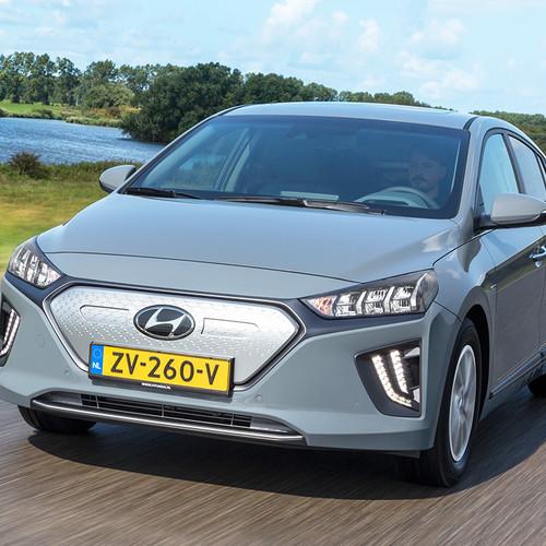 Hyundai Ioniq Elektro 2019, Frontansicht