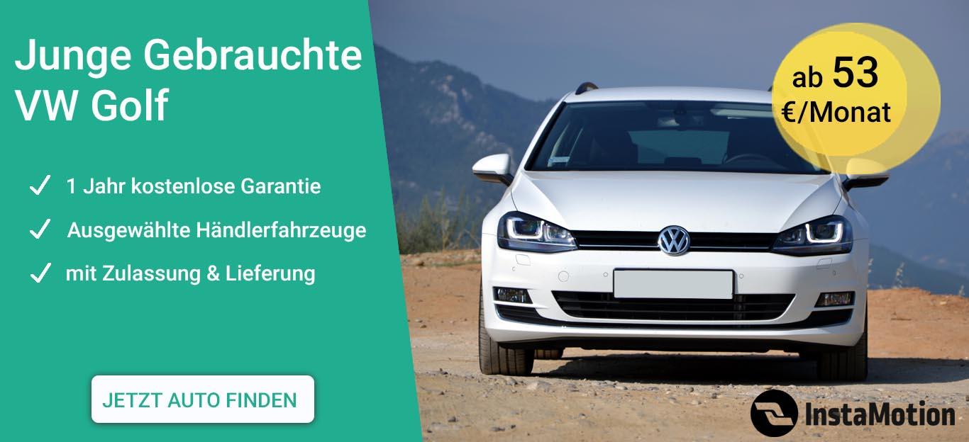 instamotion VW Golf