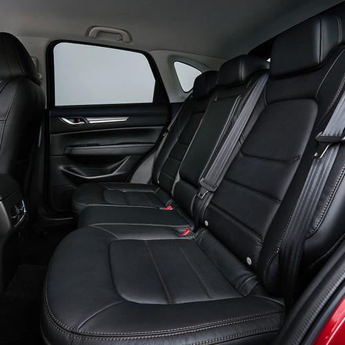 Mazda CX-5, Innenansicht, Fond