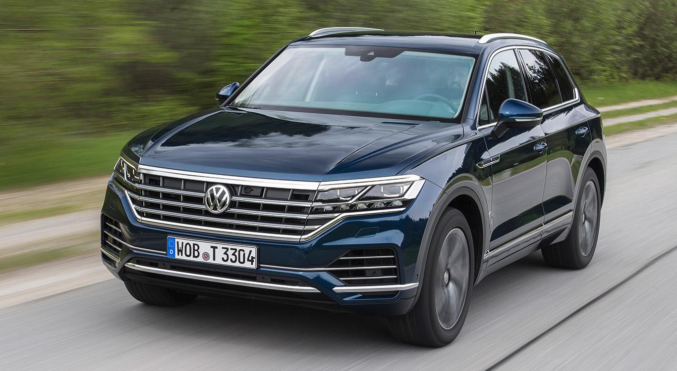 Die dritte Generation des SUV-Flaggschiffes aus dem Hause VW rollt im Sommer 2018 in den Handel.