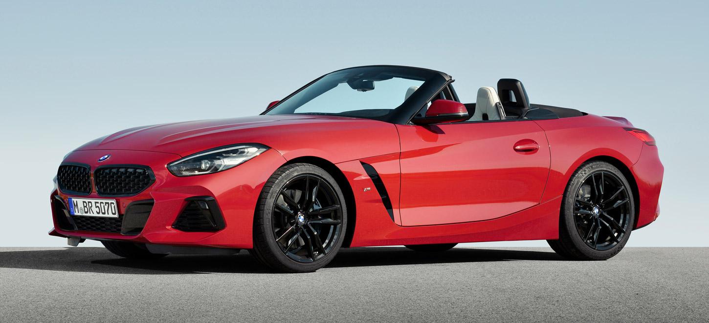 Der BMW Z4: Ein klassisches Beispiel für einen Wagen, den viele lieber nur fahren als besitzen möchten. In solchen Fällen lohnt es sich, über ein Auto-Abo nachzudenken. - Foto: BMW