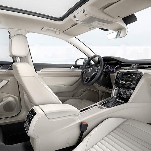 VW Passat Variant Innenraum