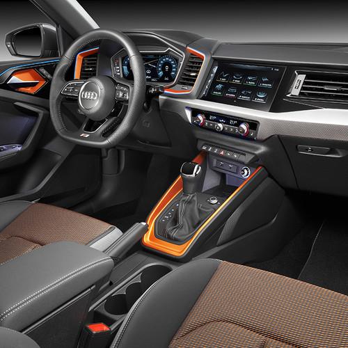 Audi A1 citycarver, Innenraum, Cockpit