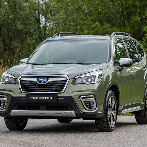 Subaru Forester 2020, Frontansicht