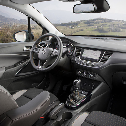 Opel Crossland X, Cockpit