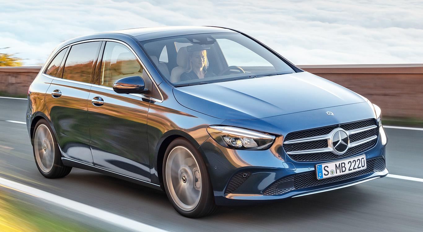 Im Herbst 2011 ging der Vorgänger an den Start. Nun rollt die nächste Generation der Mercedes B-Klasse in den Handel.