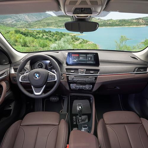 BMW X1 Facelift 2019, Cockpit, Innenraum